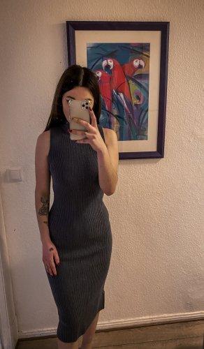 Zara Maxi-jurk grijs