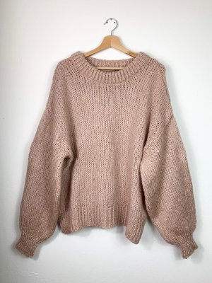Zara Woll-Moher Pullover