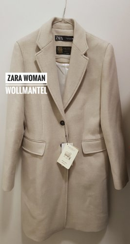 Zara Wollmantel