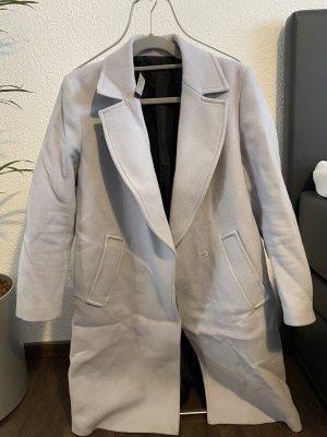 Zara Wool Coat azure