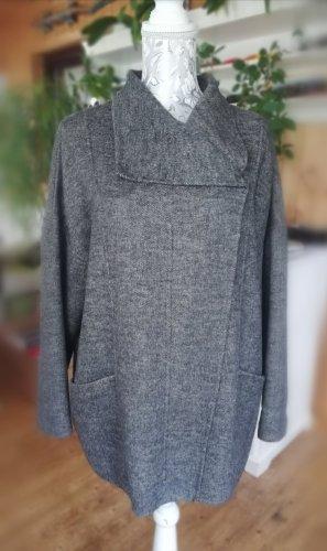 Zara Wollmantel Handmade Oversize