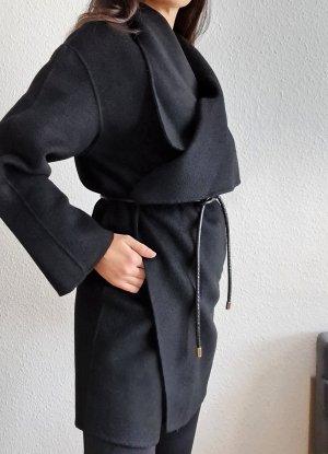 Zara Wool Jacket black