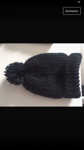 Zara Fabric Hat black