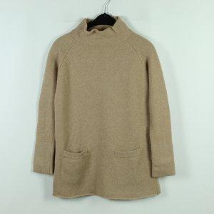 Zara Wollpullover Gr. S beige (20/12/031*)