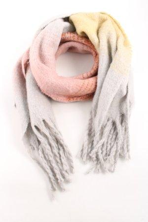 Zara Wollschal Farbverlauf Casual-Look
