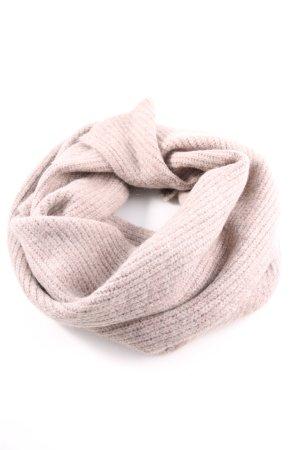 Zara Bufanda de lana blanco puro look casual