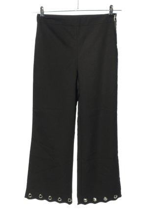 Zara Woman 7/8-Hose schwarz Casual-Look