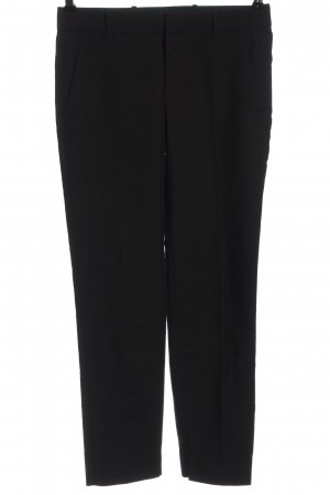 Zara Woman 7/8-Hose schwarz Business-Look