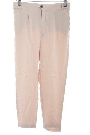 Zara Woman 7/8-Hose altrosa Casual-Look