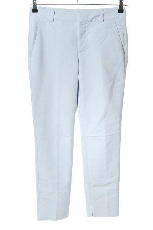 Zara Woman 7/8-Hose weiß Casual-Look