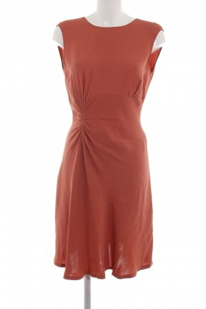 Zara Woman A-Linien Kleid braun Casual-Look