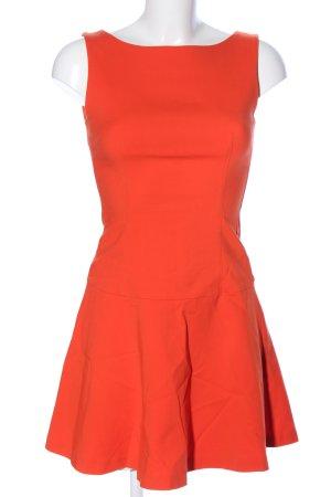 Zara Woman A-Linien Kleid rot Party-Look