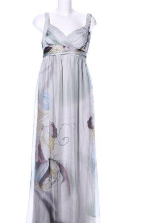 Zara Woman Abendkleid Blumenmuster Elegant
