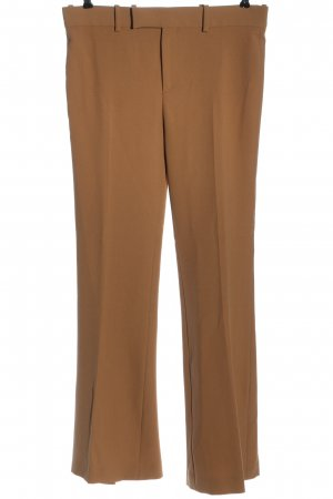 Zara Woman Anzughose braun Casual-Look