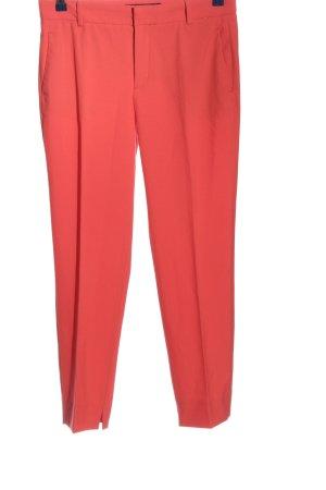 Zara Woman Anzughose pink Casual-Look