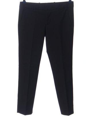 Zara Woman Anzughose schwarz