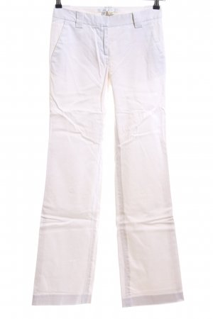 Zara Woman Pantalon wit casual uitstraling