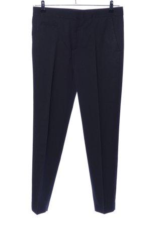 Zara Woman Pantalón de vestir azul estilo «business»