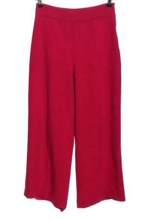 Zara Woman Baggy Pants rot Casual-Look