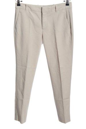 Zara Woman Pantalon «Baggy» gris clair style d'affaires