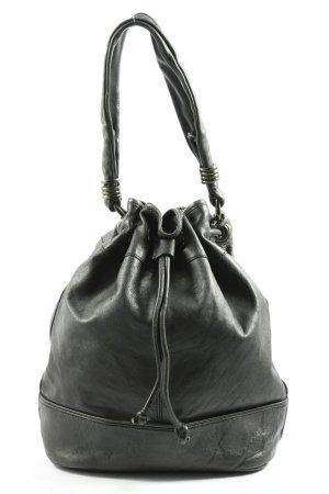 Zara Woman Pouch Bag black casual look
