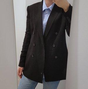 Zara Woman Blazer mit Nadelstreifen