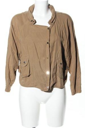 Zara Woman Blouson wollweiß Casual-Look