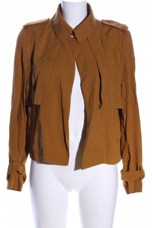 Zara Woman Blouson braun Casual-Look