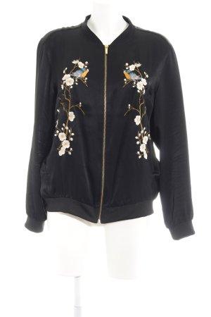 Zara Woman Blouson nero