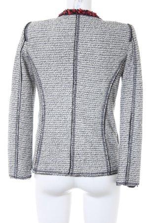 Zara Woman Blusenjacke meliert Elegant