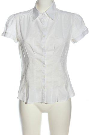 Zara Woman Colletto camicia bianco stile professionale