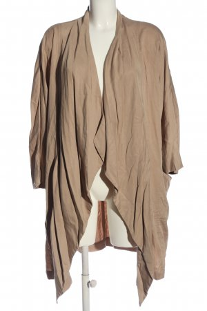 Zara Woman Cardigan wollweiß Casual-Look