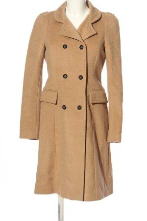Zara Woman Floor-Lenght Coat nude business style