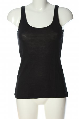 Zara Woman Camisole schwarz Casual-Look