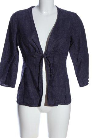 Zara Woman Cardigan blau Casual-Look