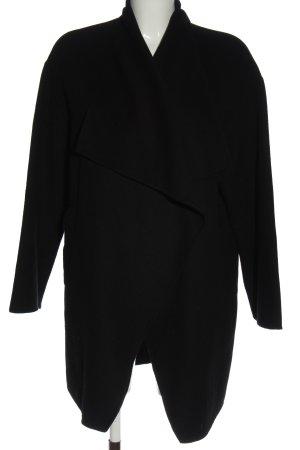 Zara Woman Kardigan czarny W stylu casual