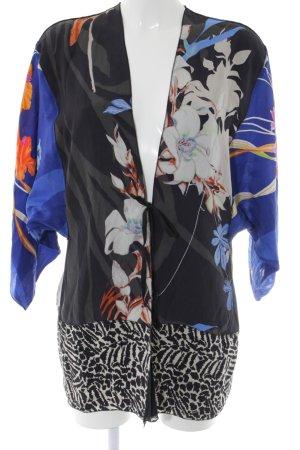Zara Woman Cardigan Animalmuster extravaganter Stil