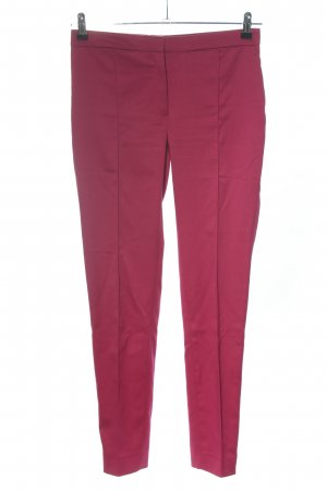 Zara Woman Stoffhose pink Casual-Look