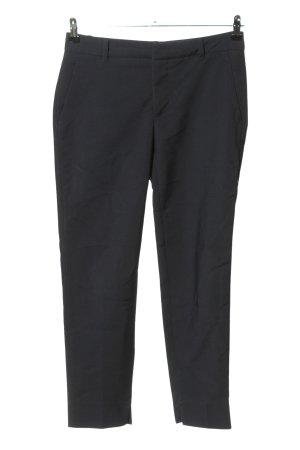 Zara Woman Pantalone chino blu stile professionale