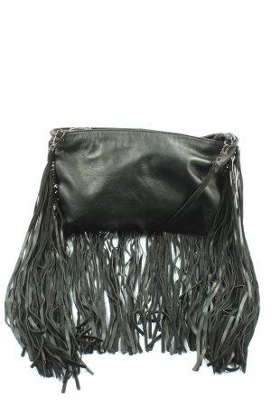 Zara Woman Umhängetasche schwarz Casual-Look