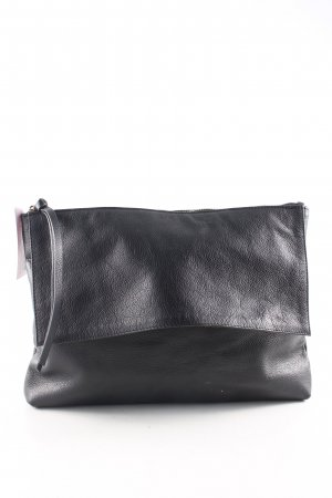 Zara Woman Clutch schwarz Casual-Look