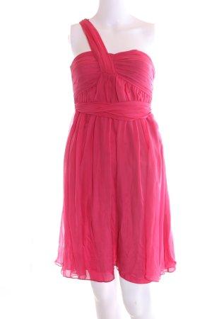Zara Woman Cocktailkleid pink Elegant