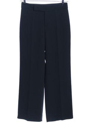Zara Woman Pantalone culotte nero stile professionale