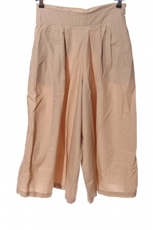 Zara Woman Culottes nude Casual-Look