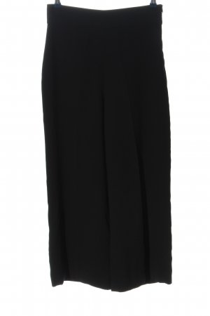 Zara Woman Culottes schwarz Casual-Look