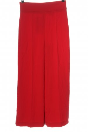Zara Woman Culottes rot Casual-Look