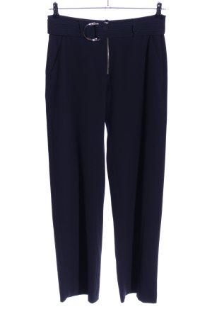 Zara Woman Culottes blau Casual-Look