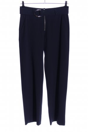 Zara Woman Culottes blau Casual-Look