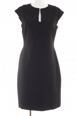 Zara Woman Etuikleid schwarz Casual-Look