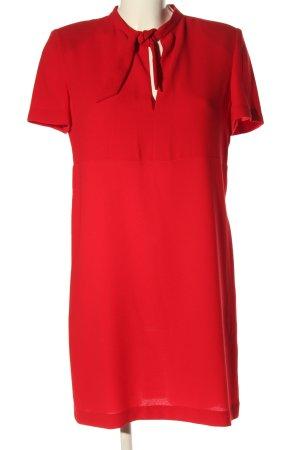 Zara Woman Etuikleid rot Casual-Look